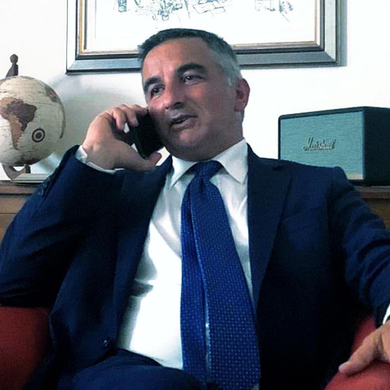 Andrea Di Bari Finanza